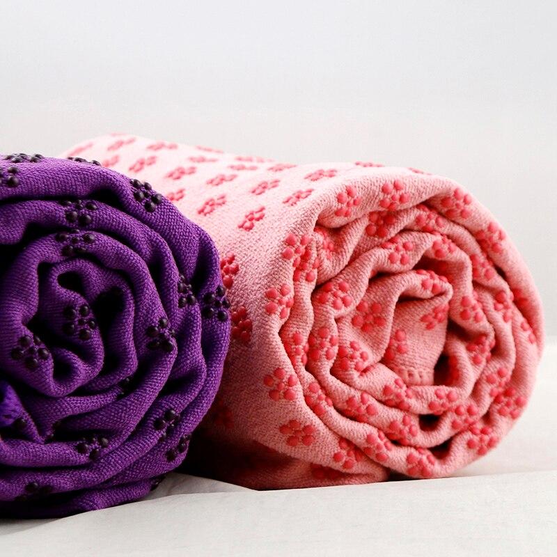 SeekNfind Microfiber Non slip Hot Yoga Bikram Yoga Mat Towel Yoga Blanket  for Yoga 95c1c1d973e34