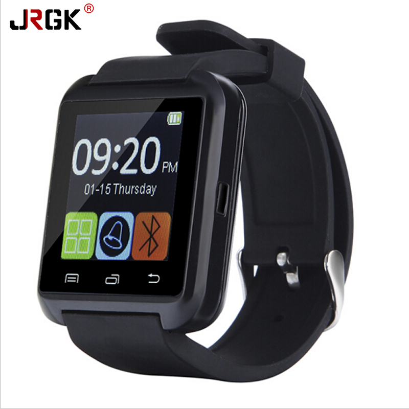 Smartwatch bluetooth smart watch u8 наручные часы цифровые спортивные часы  для i ad162431c0ad9