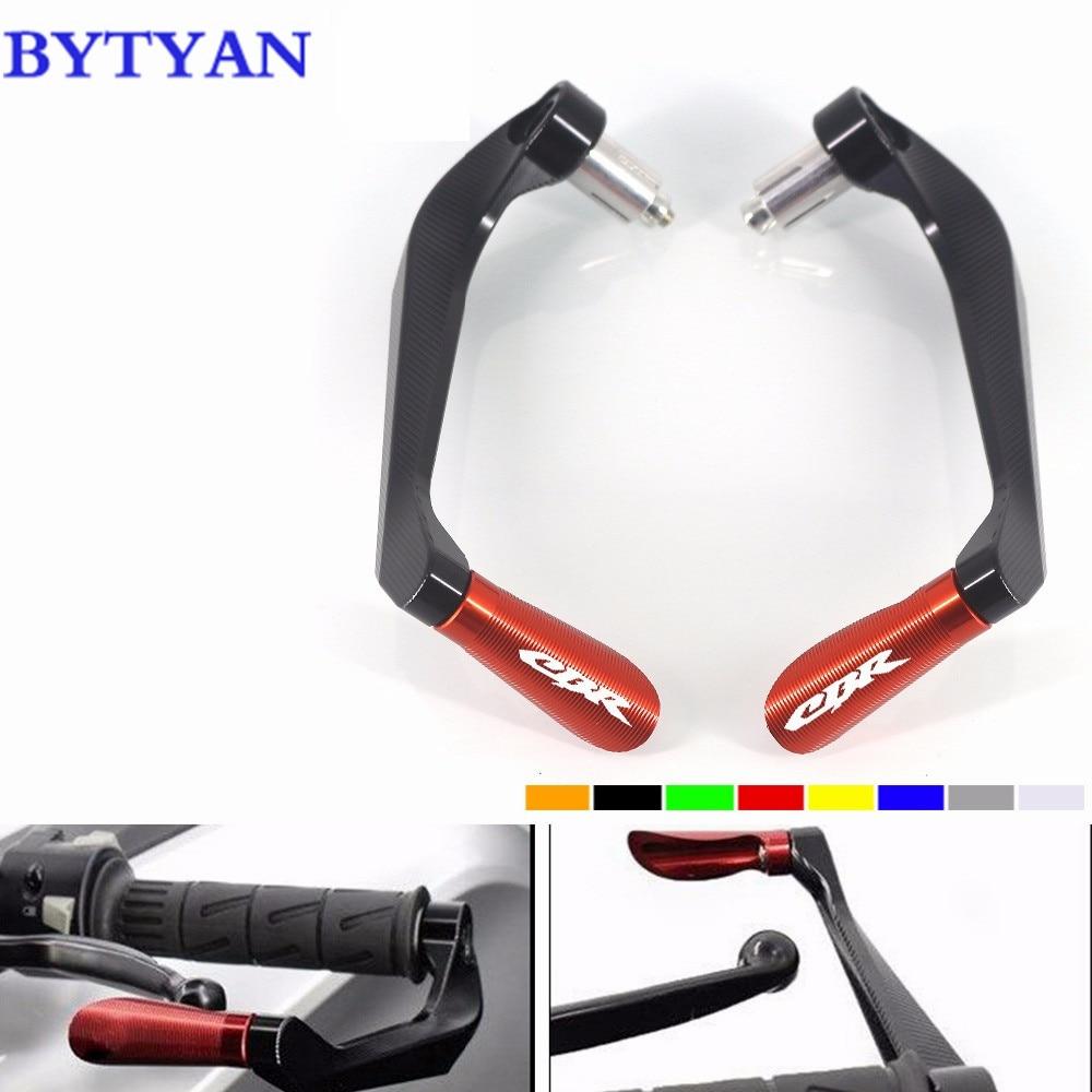 Moto guidon poignées garde frein embrayage leviers garde protecteur pour Honda CBR 600 F2 F3 F4 F4i CB599 CBR600RR CBR1000RR