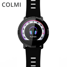 COLMI Smart Watch 1.22 inch IPS Round Screen Support Heart Rate Monitor Pedometer SmartWatch For IOS Android