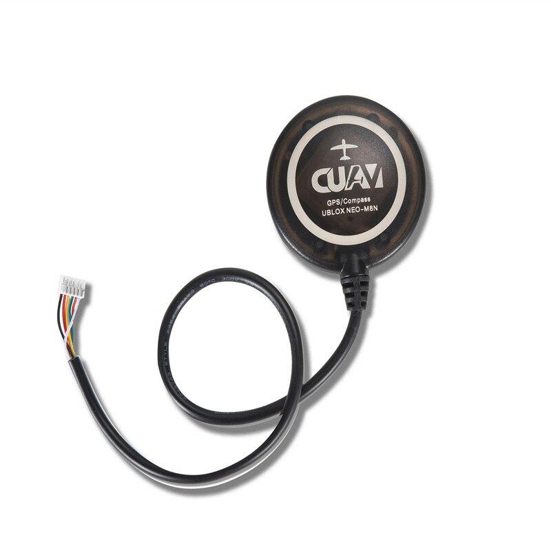CUAV caliente u-blox NEO-M8N controlador de vuelo GPS con brújula w/soporte para Pixhack Pixhawk PX4 APM controlador de vuelo