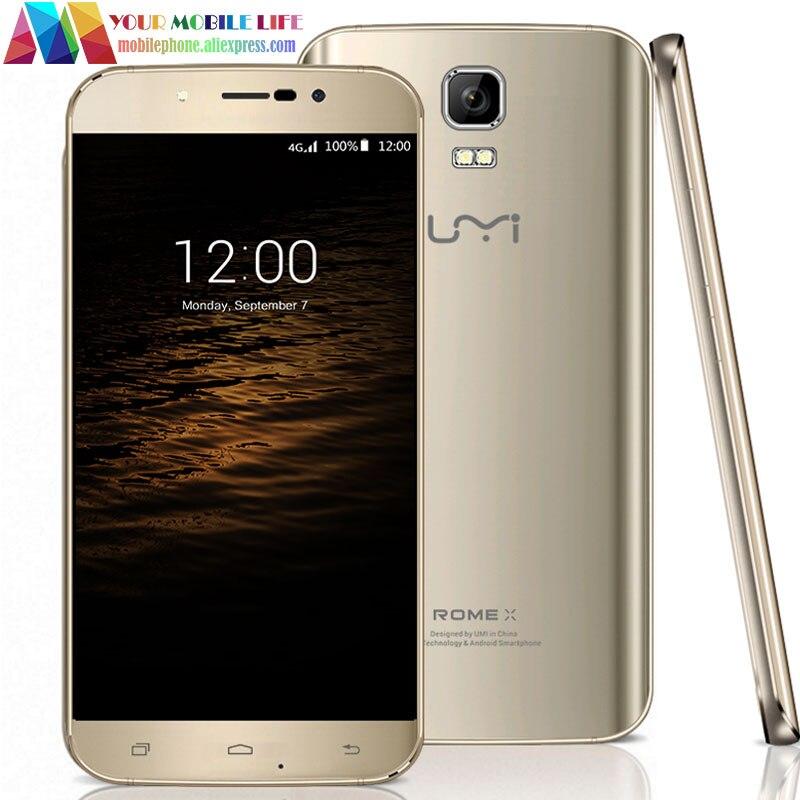 "Цена за Оригинальный UMI Рим Х 5.5 ""дюймовый HD MT6580 Quad Core 1 ГБ RAM 8 ГБ ROM 13MP 3 Г Смартфон Android 5.1 Разблокирован Смартфон мобильный телефон"