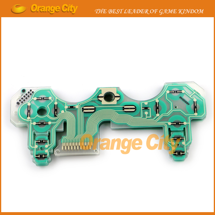 5pcs/lot SA1Q159A Conductive Conducting Film Keypad Flex Cable For Playstation 3 PS3 Controller Repair Parts