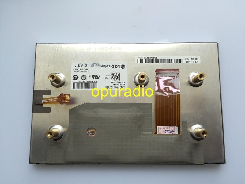 Brand new LA070WV4 SD01 LA070WV4 SD 01 LA070WV4 SD01 LCD module 7inch display for Mercedes W213