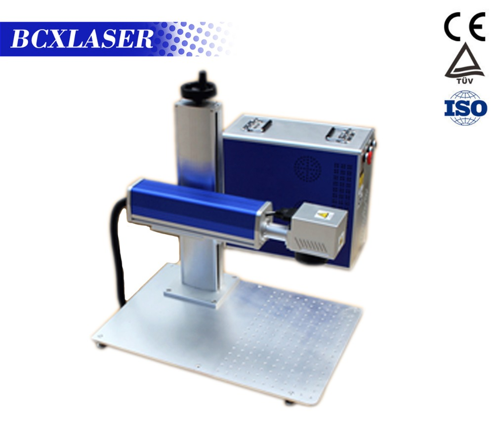 Laser Marker 10W 20W 30W 50W 100W Portable Optical Fiber Laser Marking Machine For Carbon Steel/mild Steel