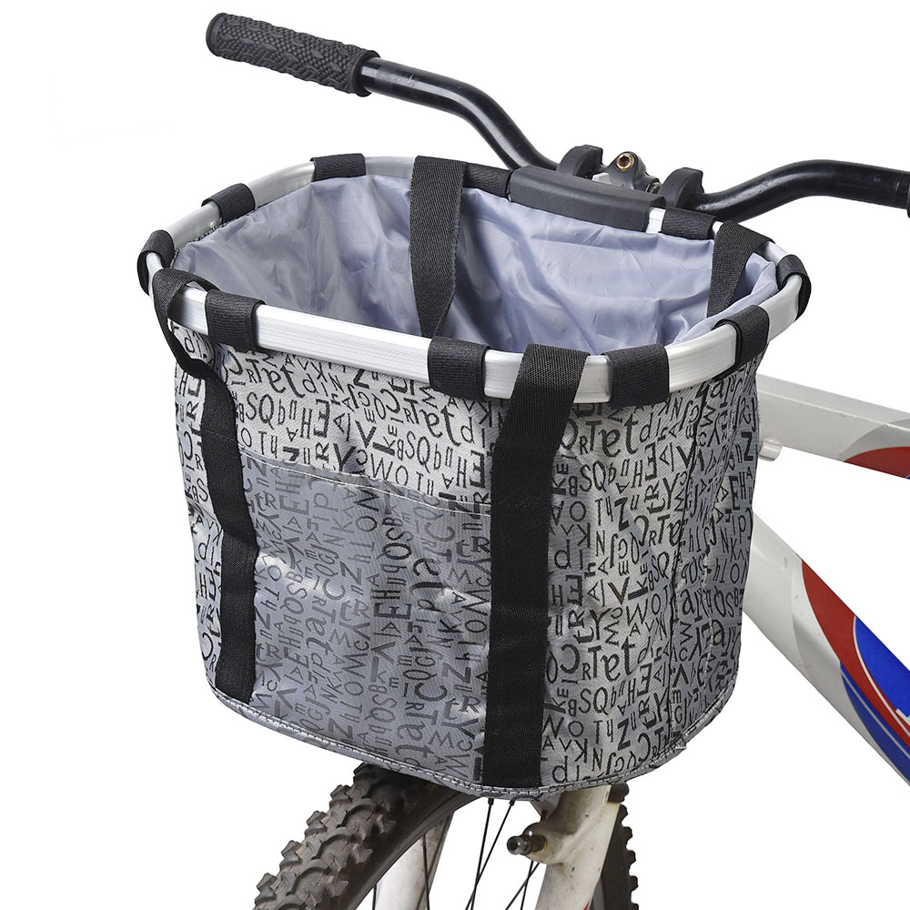 Bicycle Basket Bicycle Basket Dog Pets Carriers Supplier Bike Cat