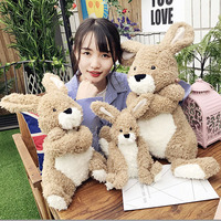AOSST Cute Kids Toys Rabbit Gift Doll Bunny Plush Toy Stuffed Animal Toys For Children