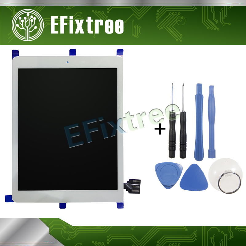 New LCD Screen Assembly For iPad Pro A1673 A1674 A1675 9.7 LCD Display Touch Screen Combo Assembly free shipping for doug y300 new assembly doogee y300 phone touch screen lcd display screen within the outer screen
