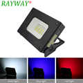 Reflector LED portátil USB de 10 W con baterías de litio recargables incorporadas SOS para Camping al aire libre Mini lámpara de bolsillo