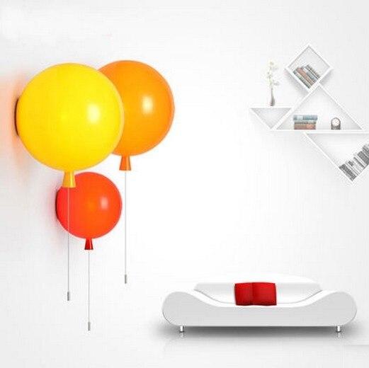 applique murale ballon