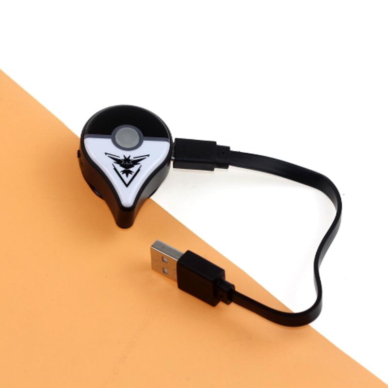 1 Pcs Nieuwe Versie Auto Vangen Bluetooth Armband Voor Pokemongo Plus Met Oplaadbare Batterij In Met Luxe Doos Geschikt Voor Mannen, Vrouwen En Kinderen