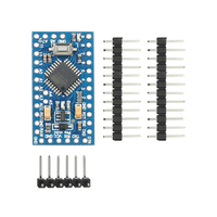 5 Pro Mini ATMEGA328 3 3V 8M Board Replace ATMEGA128 Module New Compatible Board For Arduino