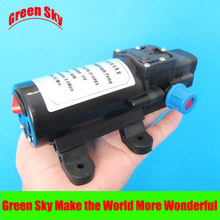 5l/min 60W 12v dc automatic pressure switch type with on/off button and socket self-priming high pressure diaphragm pump 5l min 60w automatic pressure switch type with on off button and socket self priming 12v dc electric mini diaphragm pump