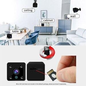 Image 4 - Mini Wifi IP Camera Smart Home Security Cameras CCTV Surveillance wireless network Built in Battery Audio camara de seguridad