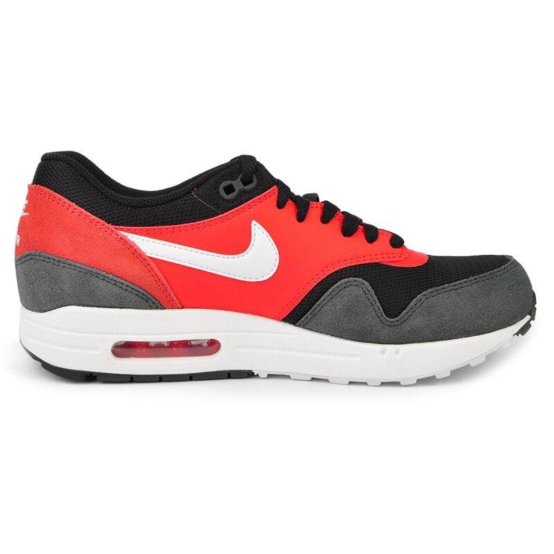 Officiel Original NIKE AIR MAX 1 essentiel chaussures de course pour hommes baskets Nike chaussures hommes respirant amorti confortable 537383 - 4
