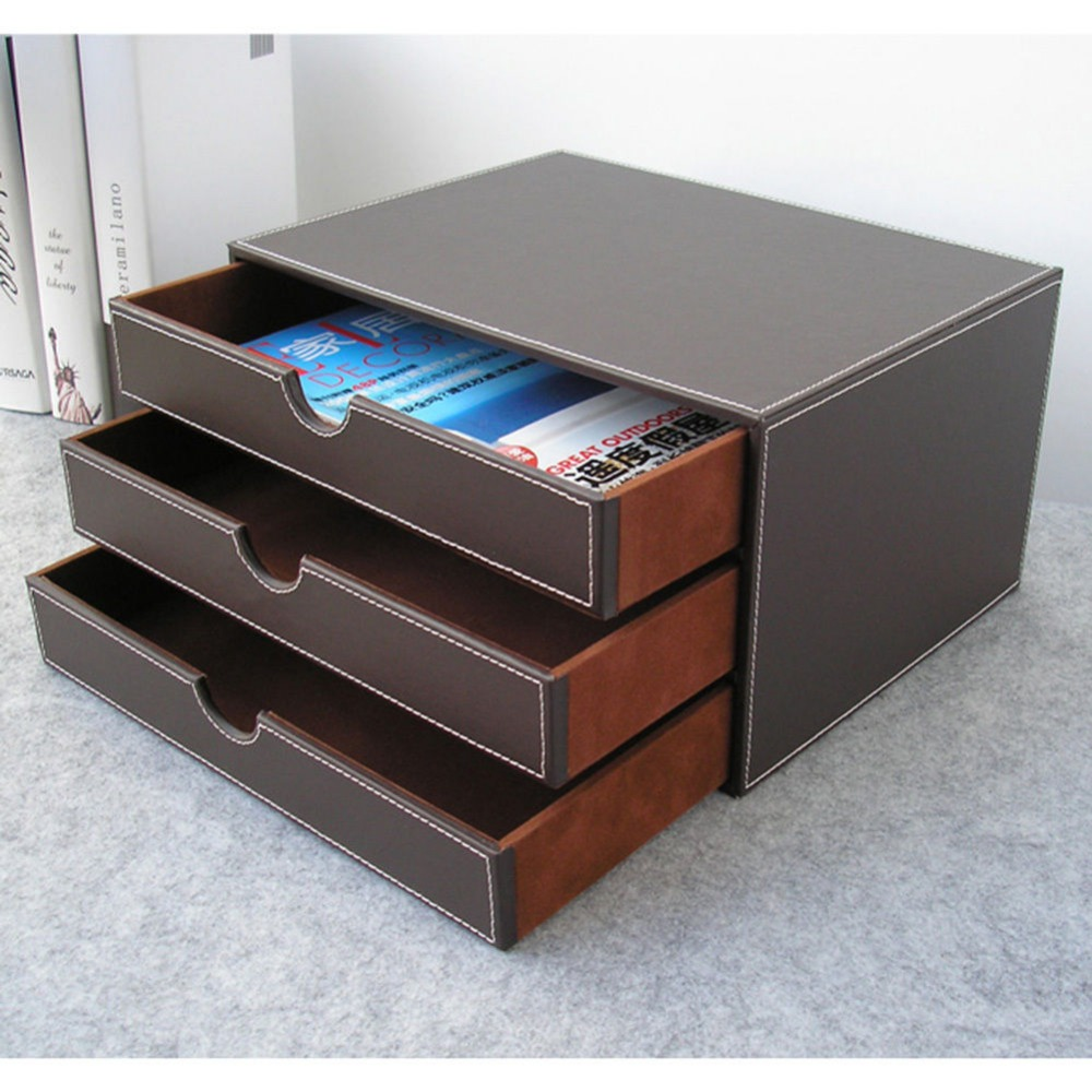 Attractive Aliexpress.com : Buy 3 Layer 3 Drawer File Storage Box Organizer Container  Bin Filing Cabinet Storage Drawer From Reliable Storage Drawers Suppliers  On ...