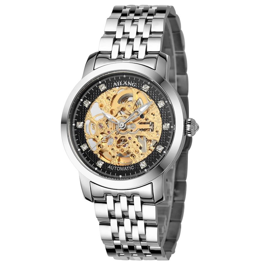 Relojes de marca de lujo para hombre reloj mecánico automático - Relojes para hombres - foto 6