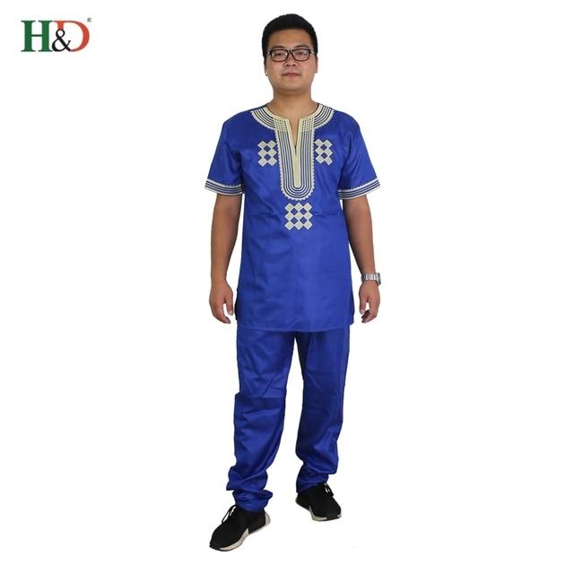 dashiki parent kid set 2018 african kids clothing african men dashiki clothing bazin riche shirt pant two 2 piece suits children 5