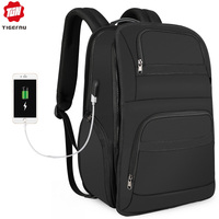 2019 New Anti Theft Travel 15.6 17 Laptop Backpacks Bags for Men Mochila with RFID Water Resistant Casual Backpacks Male Female
