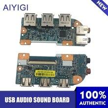 AIYIGI لسوني Vaio VPC EA EB VPCEA VPCEB VPC EA VPC EB IFX565 USB الصوت الصوت مجلس Audio_USB DB M960