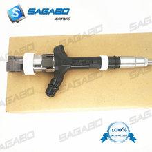 Инжектор оригинальный новый для Toyota RAV 4 AVENSIS 2,0 D4D 110 PS 116 PS 23670-27030 095000-0570