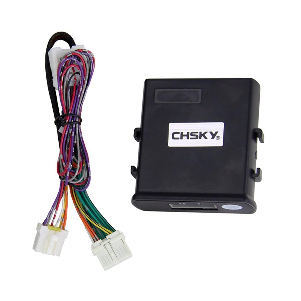 chsky car side mirror folding kit for nissan xtrail x trail x trail t32 side [ 1000 x 1000 Pixel ]