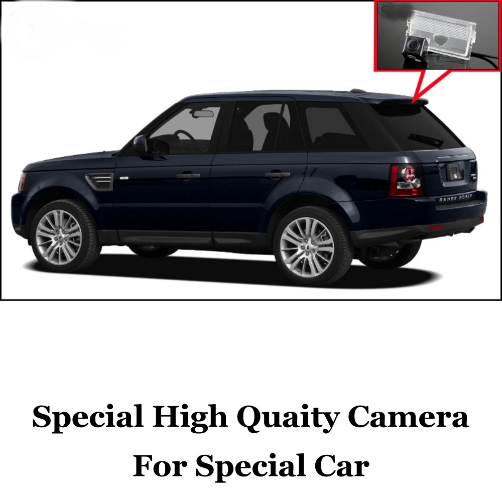 Car Camera For Range Rover Sport 2005~2012 High Quality Rear View Back Up  Camera