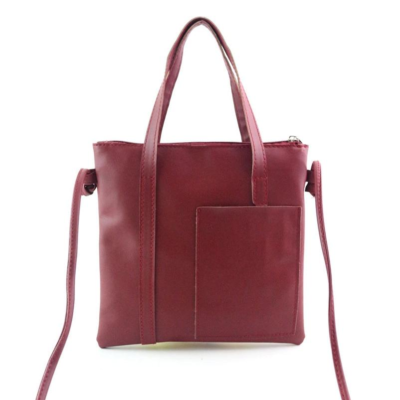 2017 New Brand Female Women Casual Fashion Handbag Shoulder Bag Large Tote Ladies High Quality Sac Bolsa A9