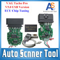 2016 Wholesale Price Vag Tacho USB Version 5.0 K+INPA Professional ECU Chip Tuning Tool VAGTacho V5.0 For NEC MCU 24C32 or 24C64
