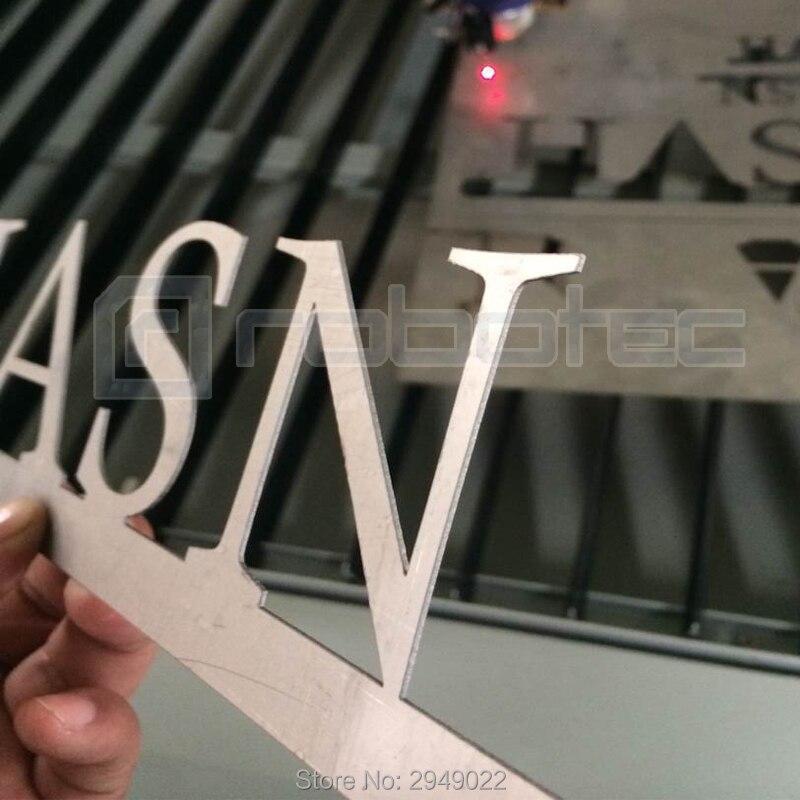 Galvanized Aluminum Sheet CO2 Metal Laser Cutting Machine With 150w Laser Tube/300w CO2 Metal Laser Cutting Machine