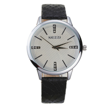 Watches Lover's Model KEZZI Geneva Trend Quartz Watches Minimalism Males Ladies Watch Informal Gown Wristwatches relojes ok1169