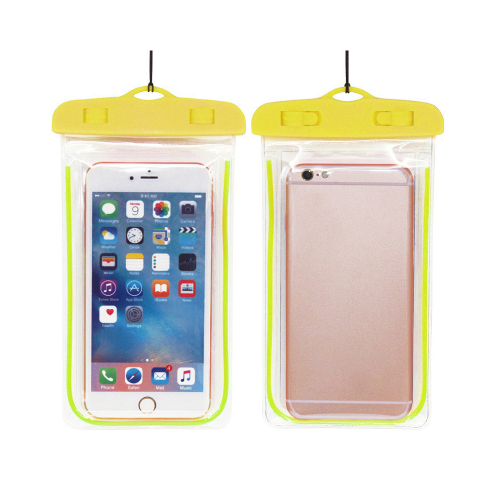 Outdoor Waterproof Pouch Swimming Beach Dry Bag Case Cover Holder for Cell Phone