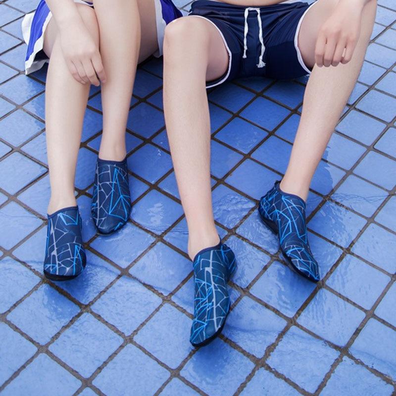 Men Women Water Skin Shoes Aqua Socks Neoprene Diving Socks Wetsuit Prevent Scratch Non-slip Swim Beach Shoes FH99