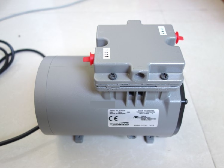 Oil - free vacuum pump 617CD22 Mini oil - free maintenance - free vacuum pump small vacuum pump 617cd32 small ac oil free vacuum pump