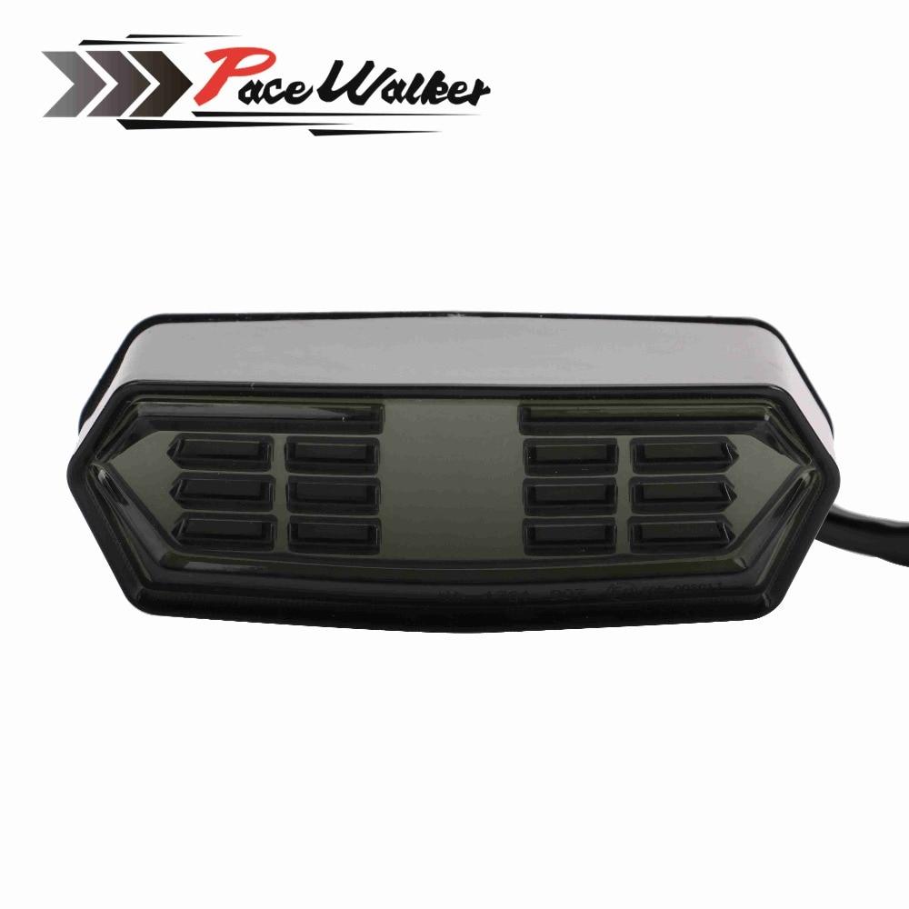 FREE SHIPPING Motorcycle Tail Light Steering Light Brake Light For Honda MSX125 CBR650F CTX700 CTX700N