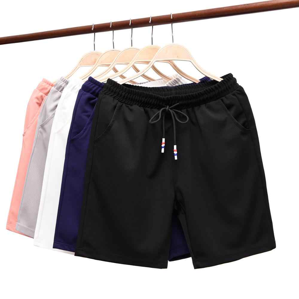 2019 New Shorts Men Summer Thin Fast-drying Beach Trousers Casual Sports Short Pants Clothing Short Homme Plus Size M-4XL