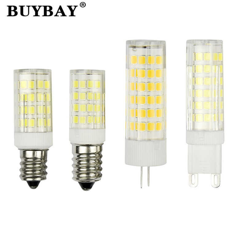Dimmable MR11 GU10 LED Daylight Spotlight GU10 7W 72 SMD 4014 LED Warm White//Pure White Cover Corn Bulb AC110V for Track Lighting Bulb//Recessed Cans Spotlight Color : Warm White GU10