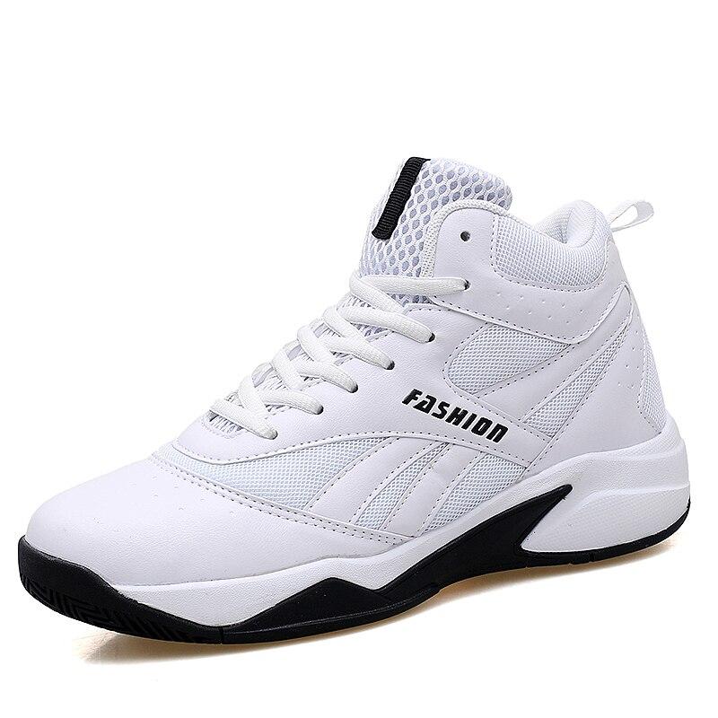 b0fde8e7f Plus Size 45 Basket Homme 2018 New Brand Sneakers Retro Basketball Shoes  Men Sneakers Athletic Air Mesh Deportiva Jordan Shoes