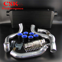Front Mount Turbo Intercooler Kit Fits For Nissan 200SX 240SX S14 S15 SR20DET 95 98|  -