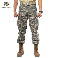 Camouflage Militar Police Form Tactical Army Military Uniform Airsoft Paintball Combat Overalls For Men working military uniform