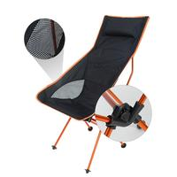 Outdoor Camping Chair Seat 600D Oxford Cloth Portable Folding Fishing Chair Picnic Beach BBQ Tools Garden Office Home Furniture
