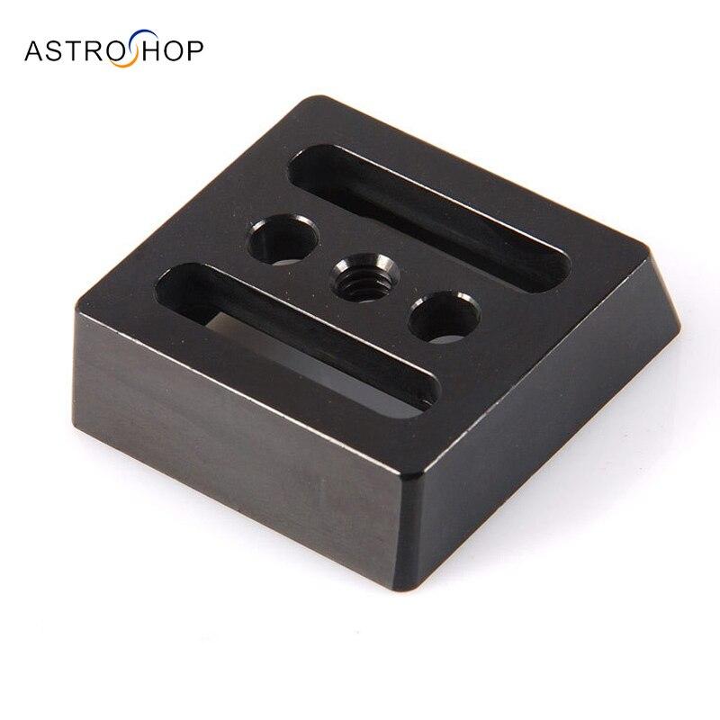 Mini dovetail plate(Without the screw)Mini dovetail plate(Without the screw)