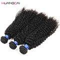2 Bundles mongolian virgin hair kinky curly human hair weaves mongolian afro kinky curly virgin hair extensions natural black