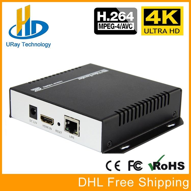 H.264 4K HDMI Video Streaming IP Encoder IPTV Encoder For IPTV And Live Streaming Broadcast, Support RTMP RTSP RTP UDP HTTP HLS hd hdmi live streaming devices h 265 encoder hardware for video streaming over 4g encoder digital camera hot shoe mount foxwey