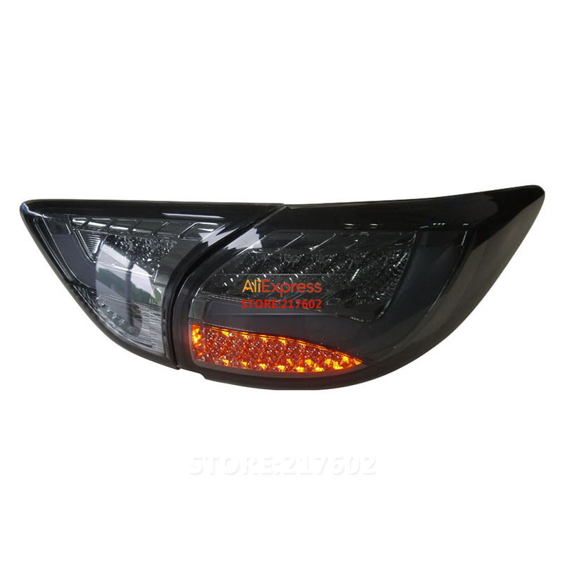 Car tail lights Assembly for Mazda CX-5 2012 year up Black Housing Type 4pcs/set sothys масло моделирующее массажное 1500 мл