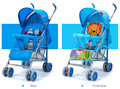 Portable type Baby stroller portable folding lying baby stroller with umbrella