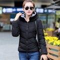 Slim Female Winter Jacket Women Hooded Womens Winter Jackets And Coats 2017 Cotton Winter Coat Women Manteau Femme Hiver