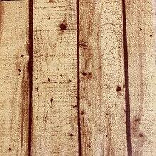 hot deal buy waterproof wood furniture renovation stickers papel de parede 3d wallpaper for walls 3 d wall paper foil furniture wardrobe door