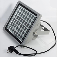 100W Full Spectrum LED Growing Grow Flood Light Lamp Ac85 265v For Horticulture Garden Flowering Plants Hydroponics System Grid