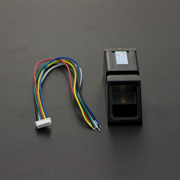 Arduino capteur d'empreintes digitales